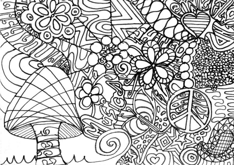 900x634 Sun And Moon Drawings Tumblr Trippy
