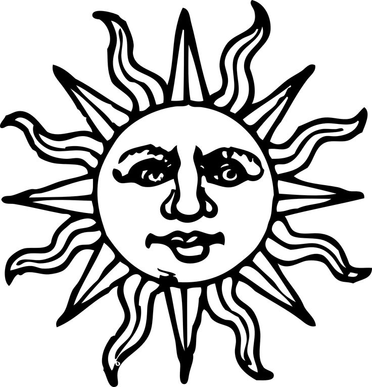 sun clipart drawing at getdrawings com free for personal use sun rh getdrawings com black and white sun clipart free black and white clip art sun free