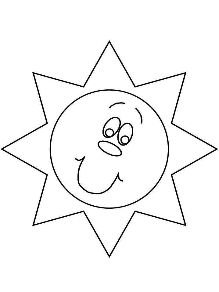 718x957 Drawn Sunshine Happy Sun