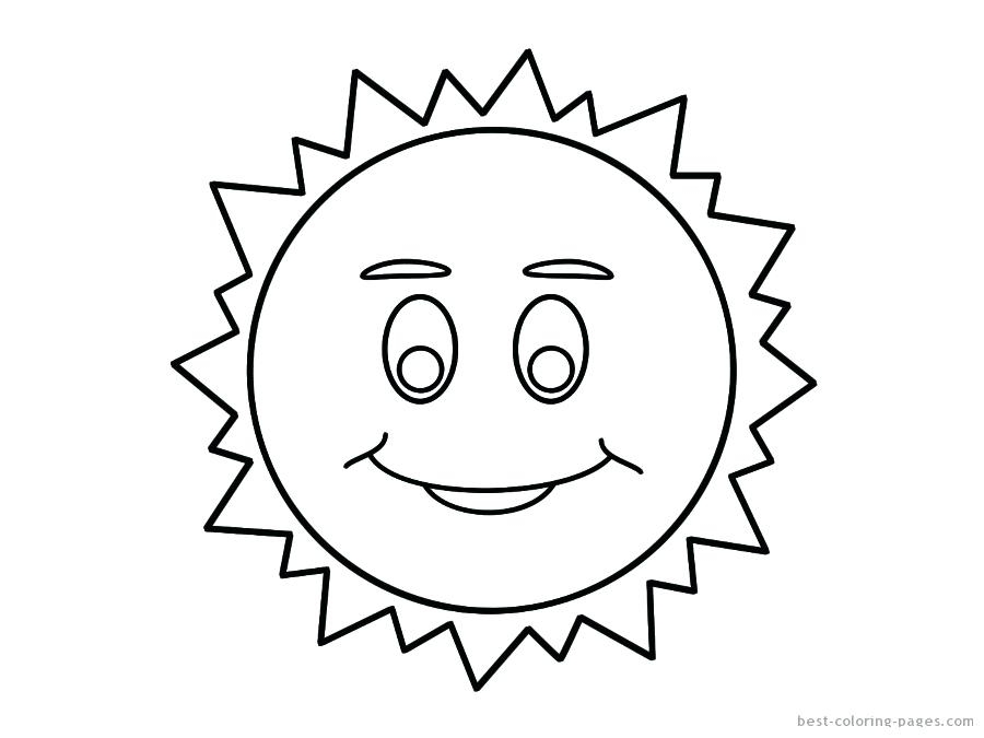 900x675 This Is Sun Coloring Page Images Mountain Coloring Pages Sun Moon