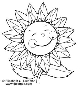250x277 Dulemba Coloring Page Tuesday