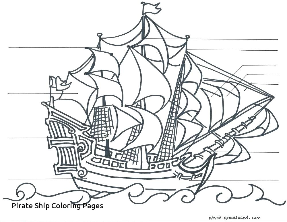 1000x776 Pirate Ship Coloring Pages Ship Coloring Pages Titanic Cruise Ship