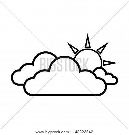 450x470 Sunny Cloud Sun Weather Sky Clear Vector Amp Photo Bigstock