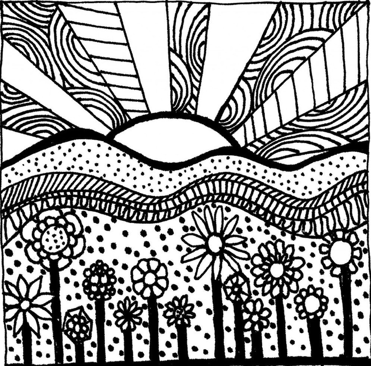 736x726 Dusk Coloring Pages