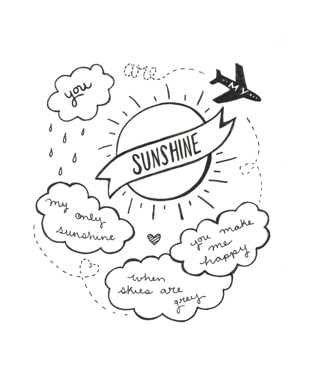 Sunshine Drawing At Getdrawings Com Free For Personal Use Sunshine
