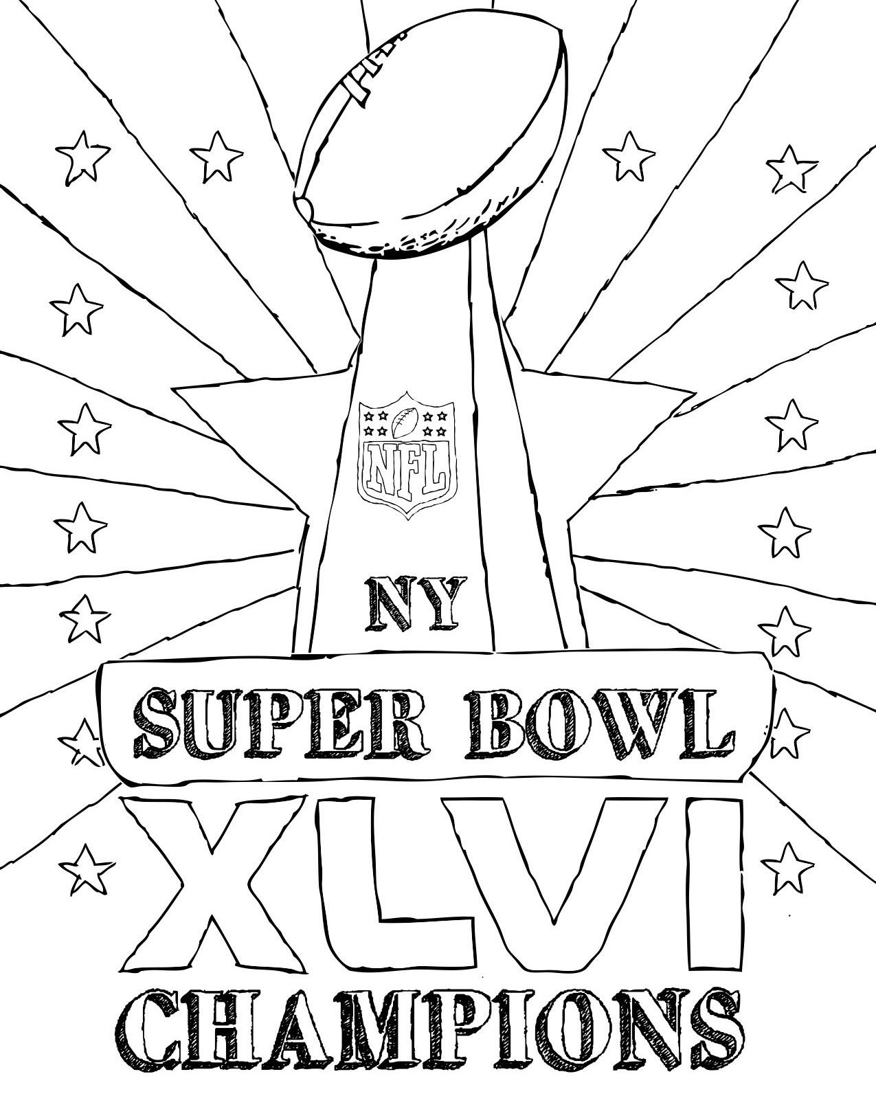 1275x1595 Super Bowl 51 Coloring Papers 50 Super Bowl