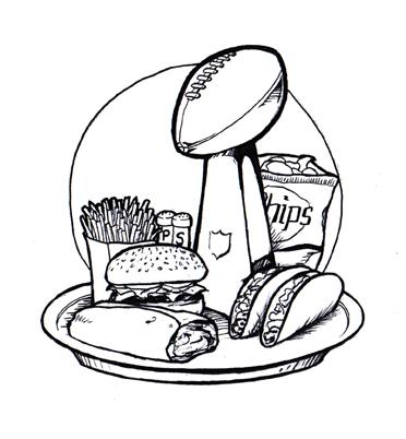 372x402 Super Bowl Drawing Super Bowl Drawing 2018