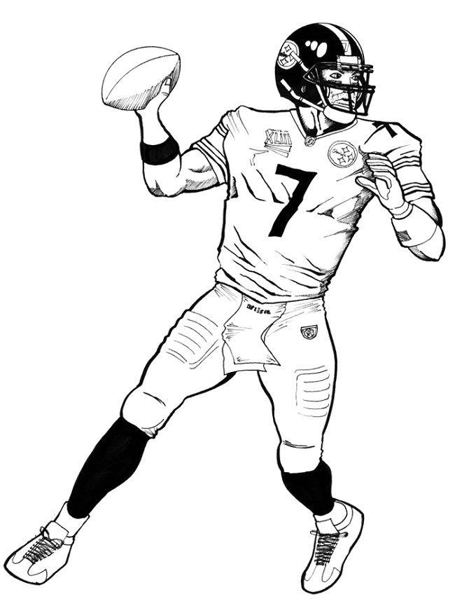 650x855 47 Best Super Bowl Trophy Coloring Pages Images