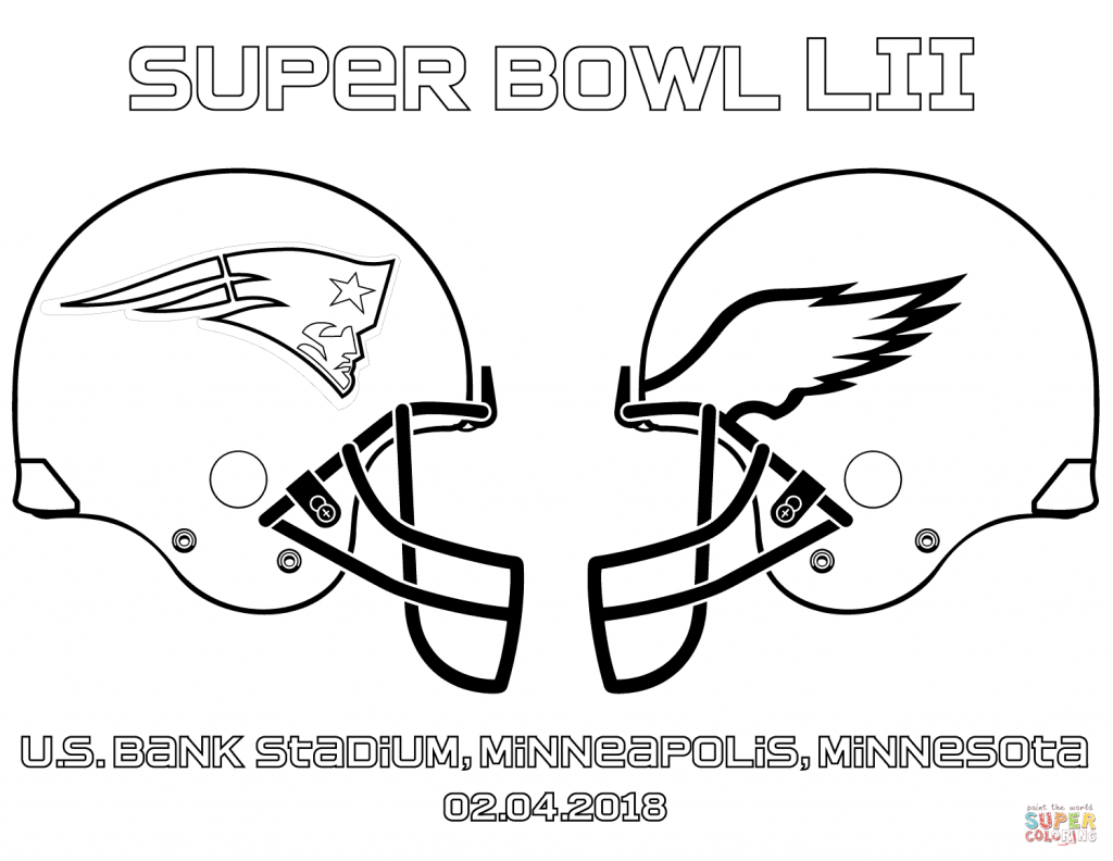 lombardi trophy coloring pages - photo#18