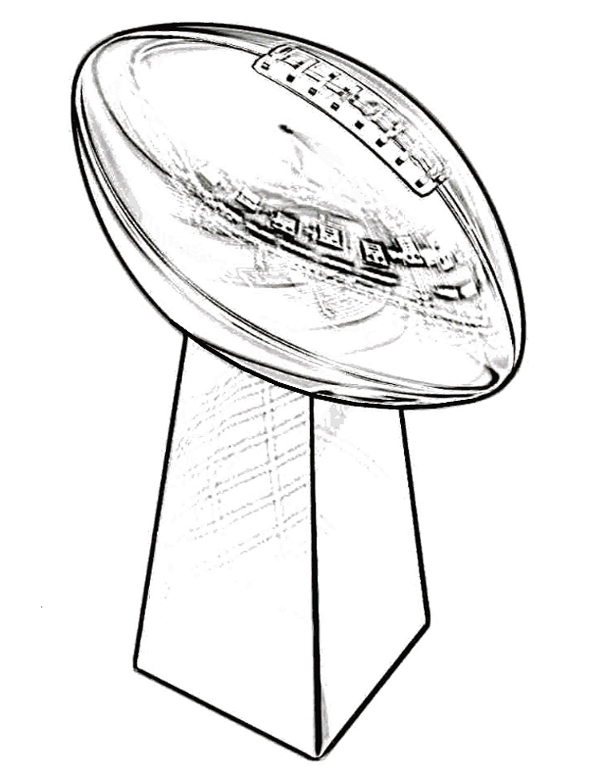 super bowl 50 coloring sheets - Solid.graphikworks.co