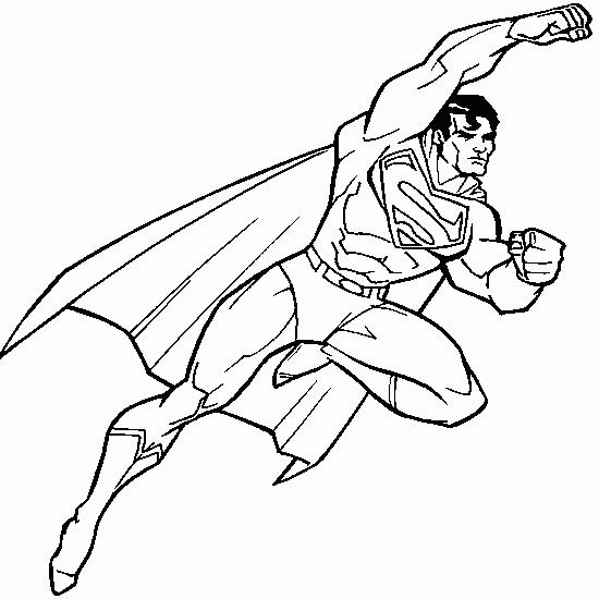 Super Heroes Drawing At Getdrawings Free Download