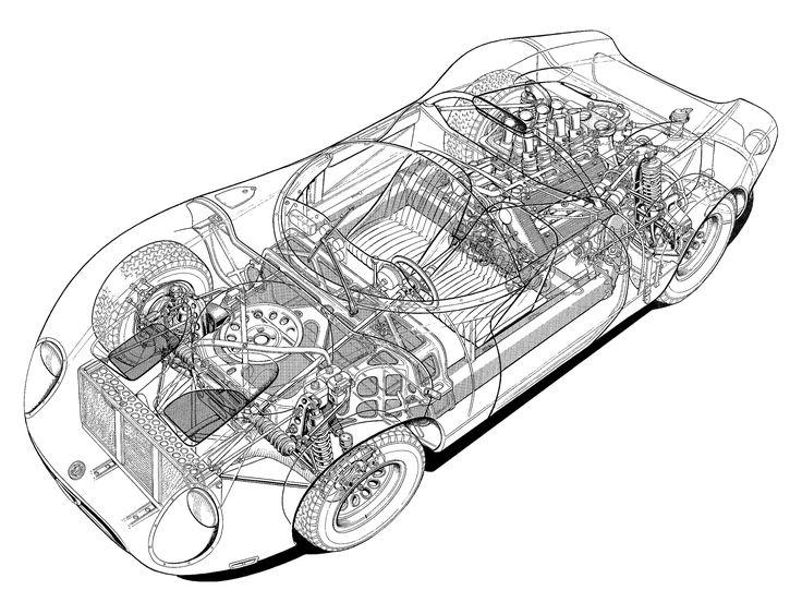 Supercars Drawing At Getdrawings Com