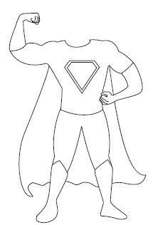 215x316 Juf Sanne Lesidee Kinderboekenweek 2011, Superhelden