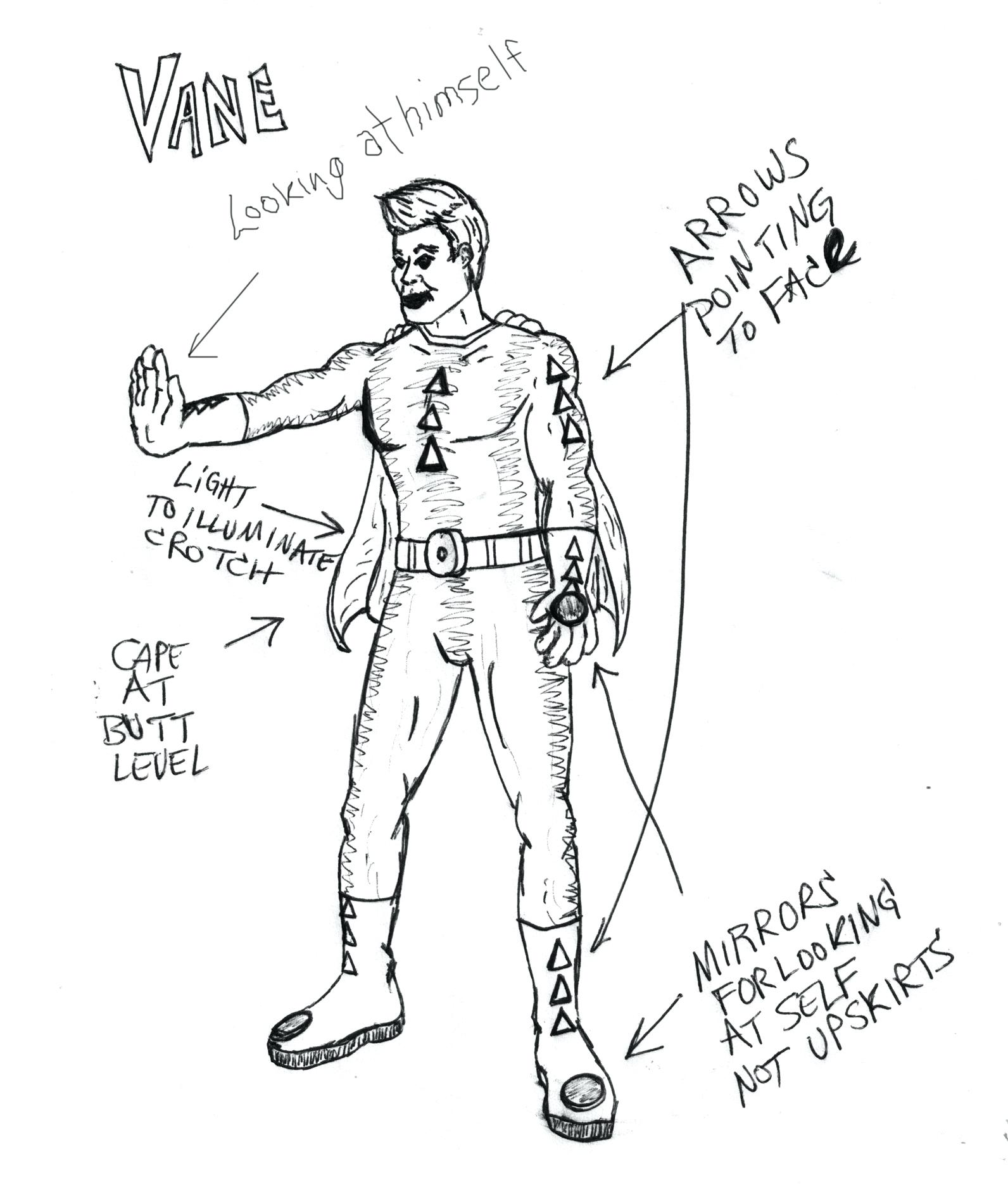 1592x1872 Stunning Superhero Costume Template Ideas
