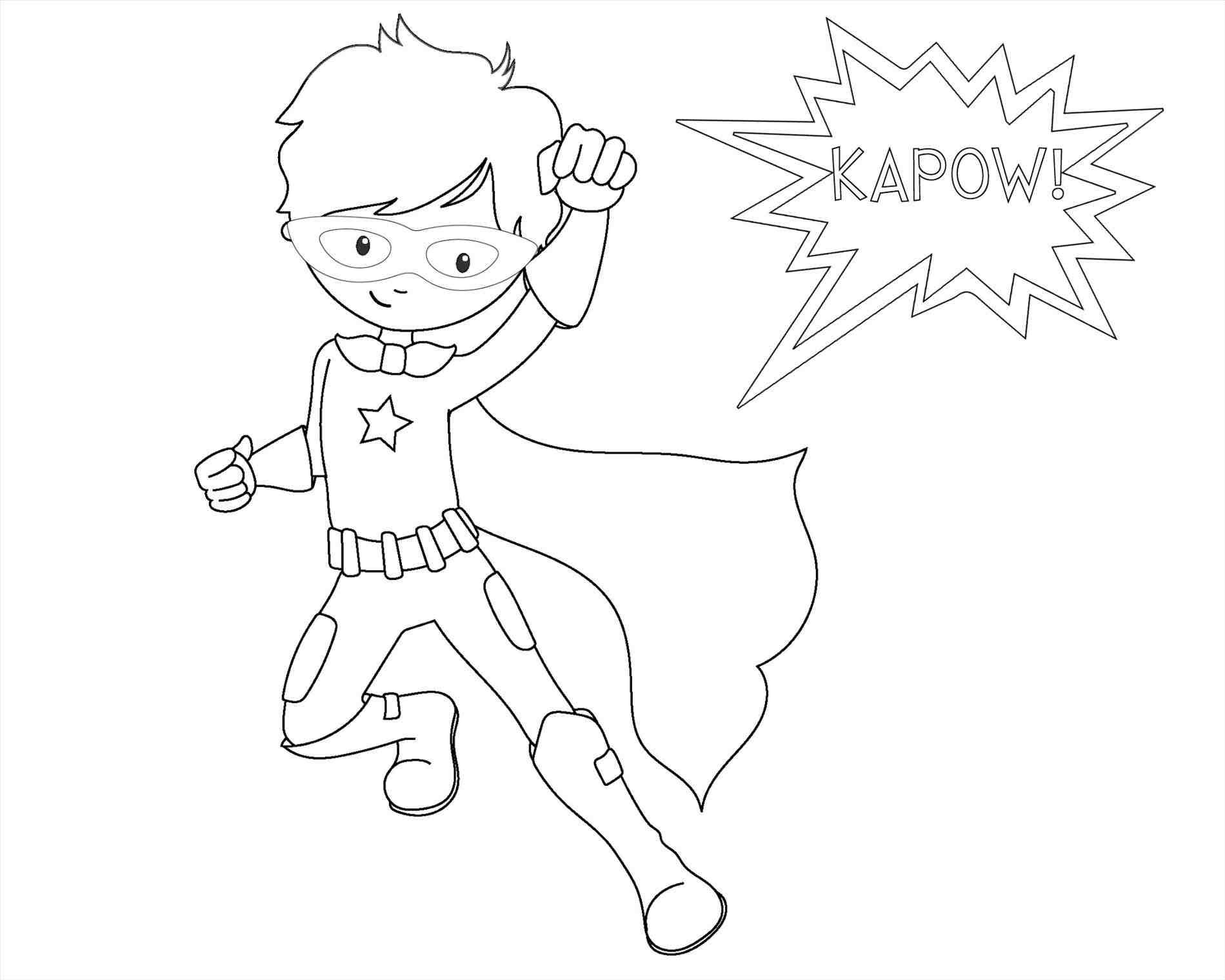 1899x1519 Draw Your Own Superhero