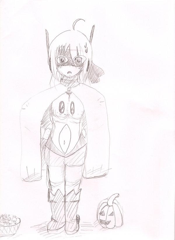 600x825 Azure The Superhero By Azuretan