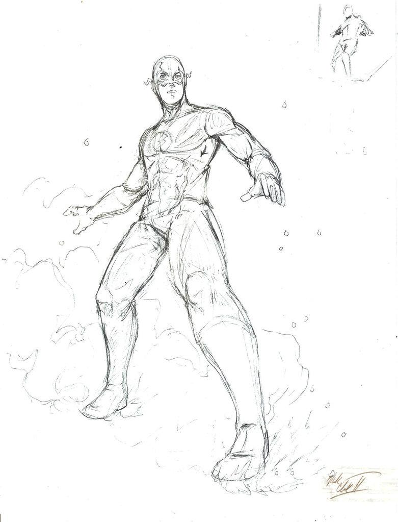 781x1023 Superhero Art