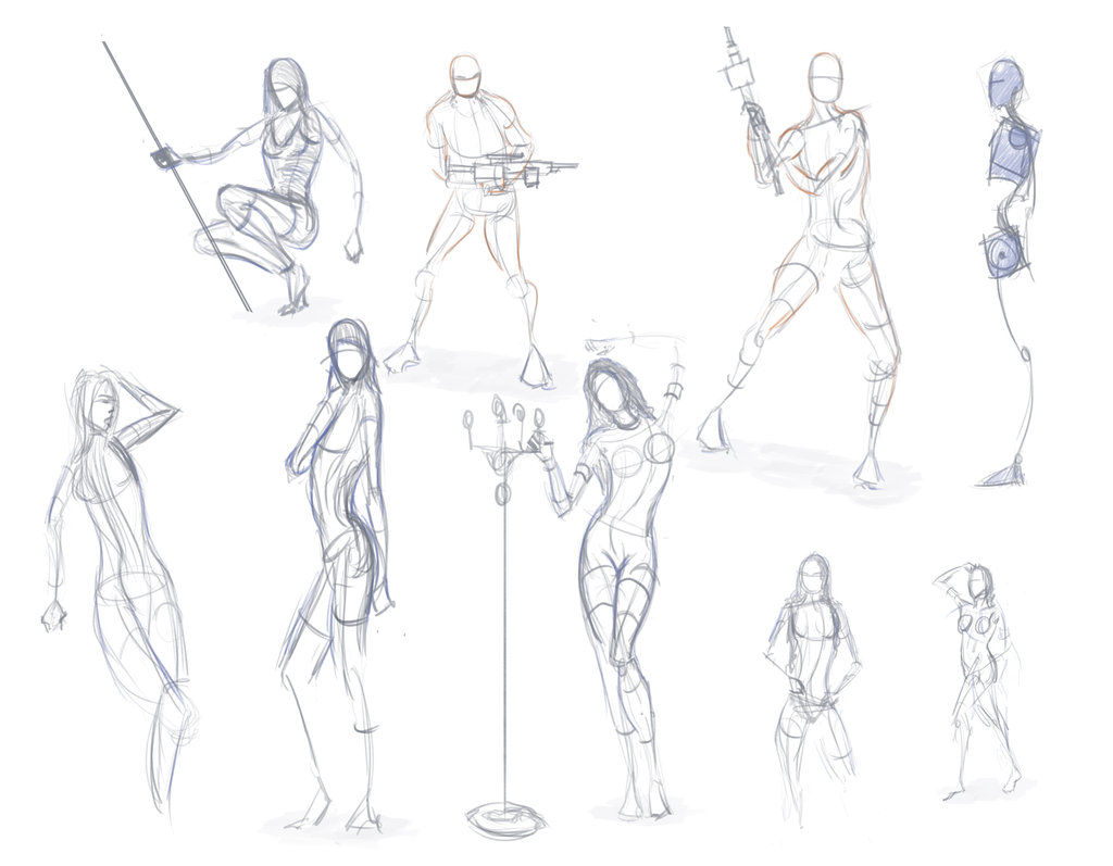 1024x797 Analytical Figure Drawing