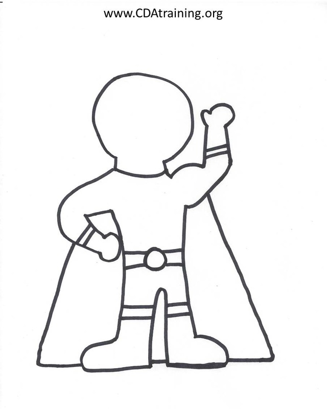 Design Your Own Superhero Worksheet Pdf