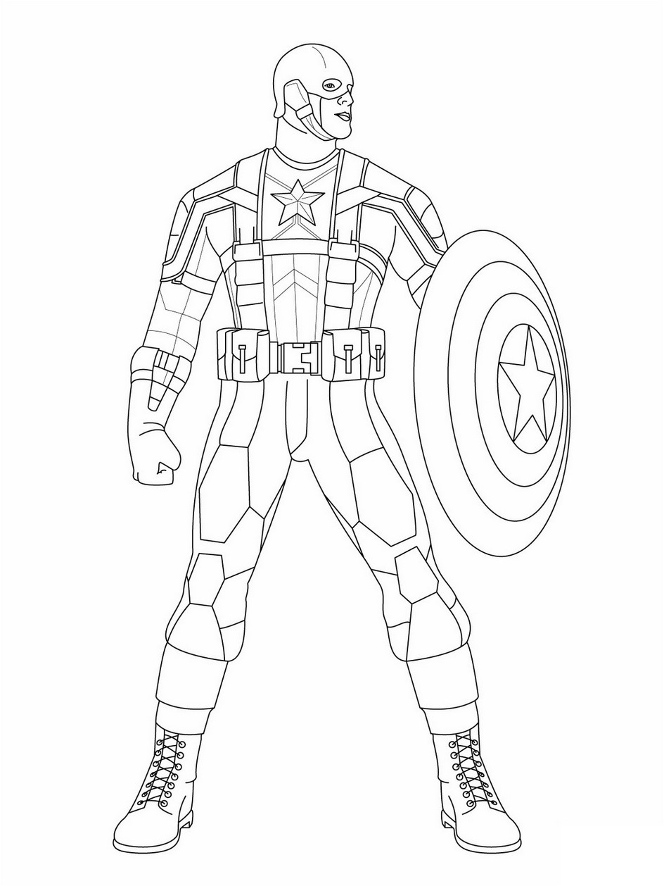 944x1258 Coloring Page Superhero Printable Drawing Board Weekly
