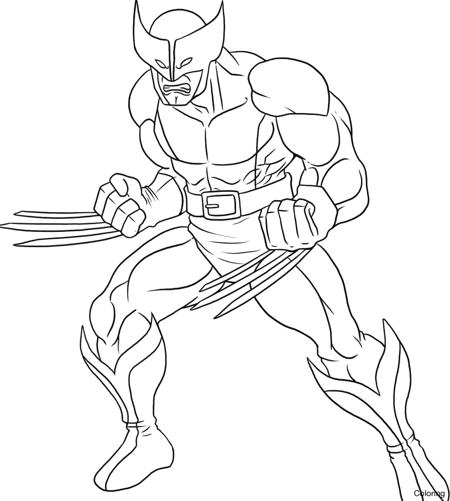 921x1024 Coloring Pages Kids New Superhero Printable Inside Of Superheroes