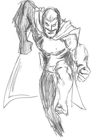 313x467 Drawn Amd Superhero