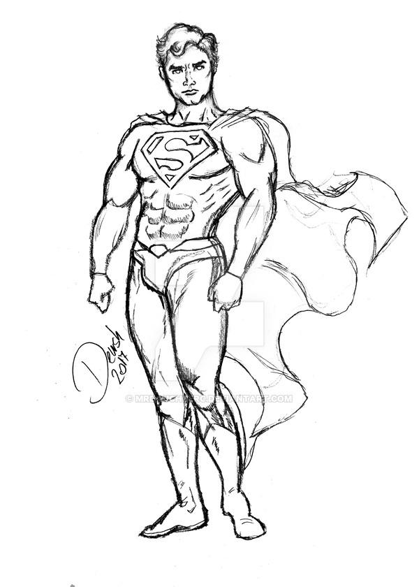 600x840 Superman