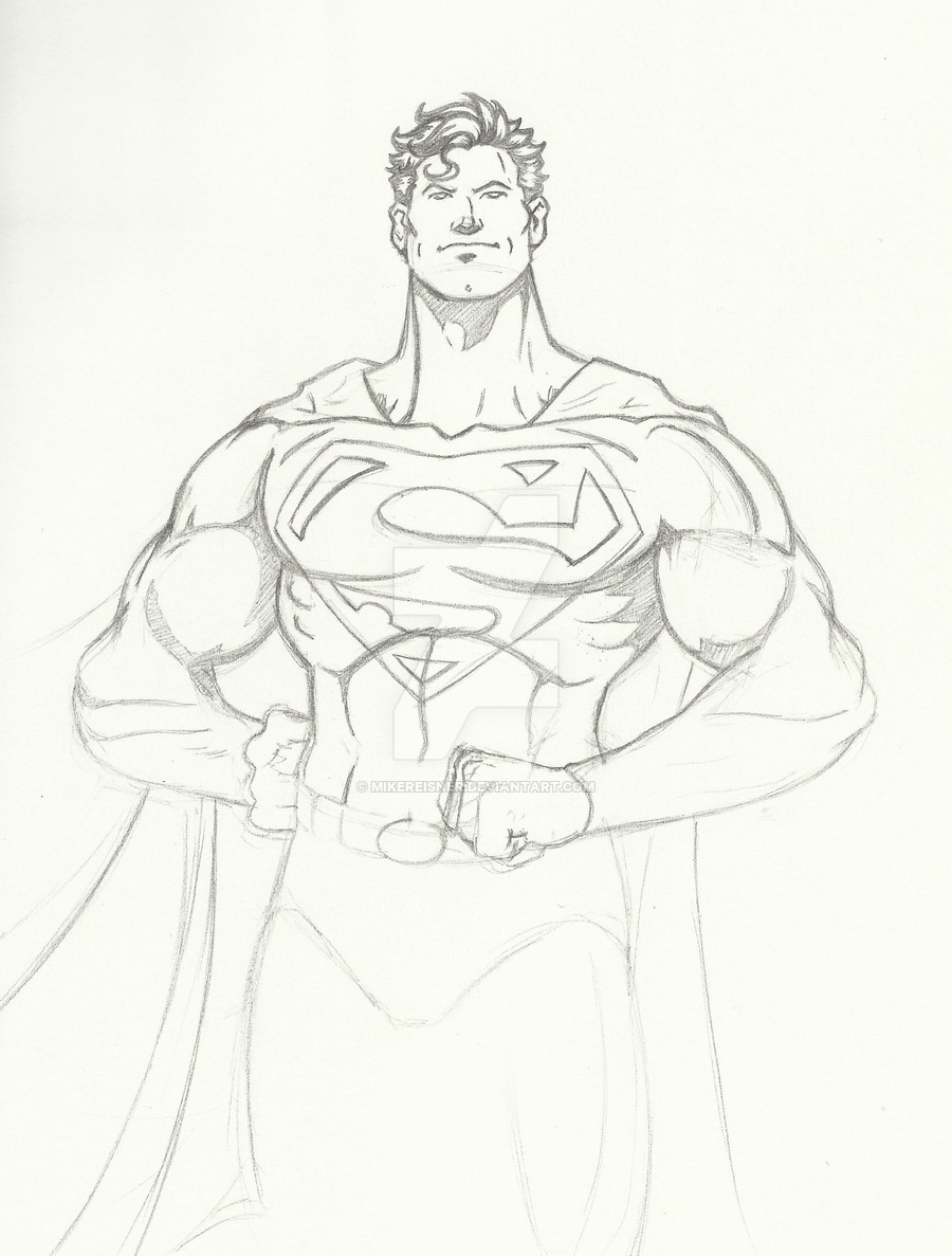 900x1187 Superman Drawing In Pencil Easy Supermandrawings In Pencil How