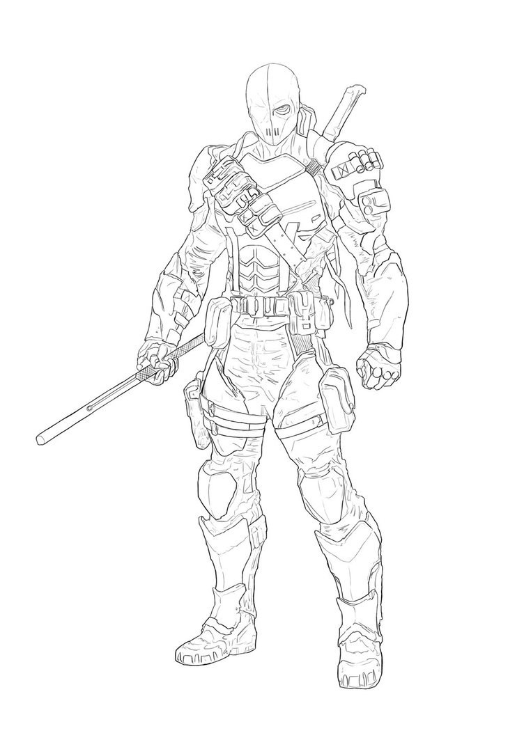 752x1063 Coloring Deadpool Coloring Pages For Adults With Superman