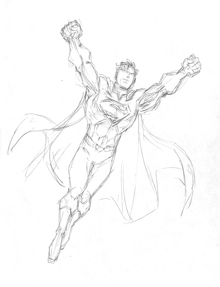 767x1000 Sketching Before I Con The New Jla Literary Sketches