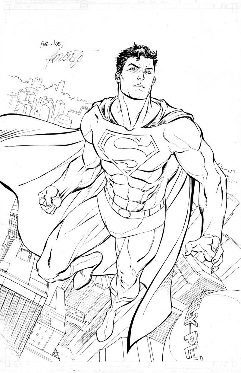 800x1236 Drawing Pictures Of Superman Drawing Pictures Of Superman How