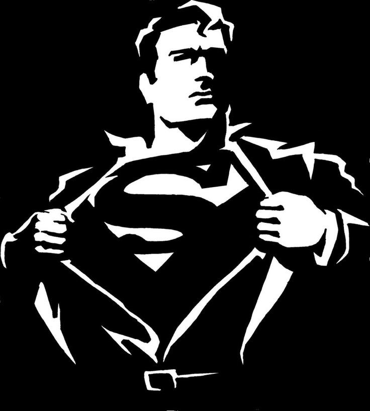 736x817 Black Superman Logo Wallpapers 3d Wallpapers