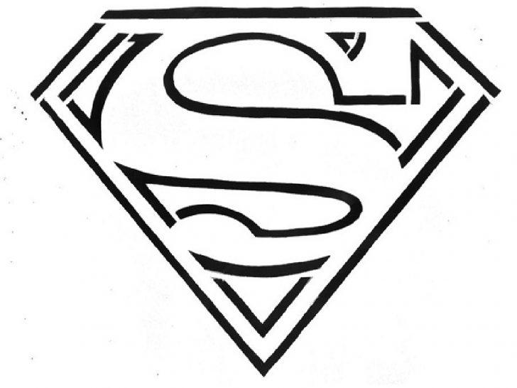 728x546 Coloring Superhero Coloring Pages Superman Logo Marvel Comic