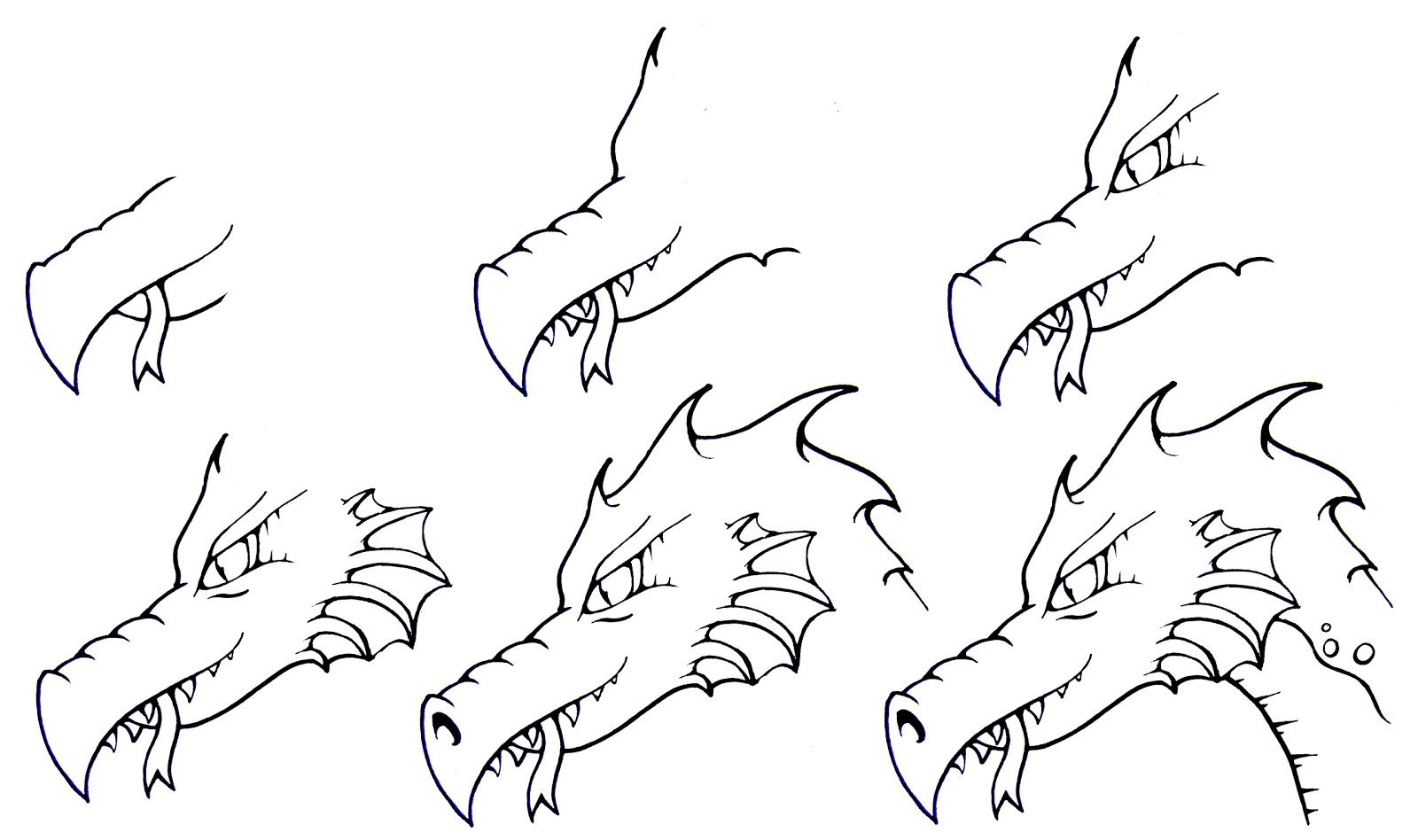 1600x948 Easy Step By Step Drawings Daryl Hobsonrtwork How To Draw