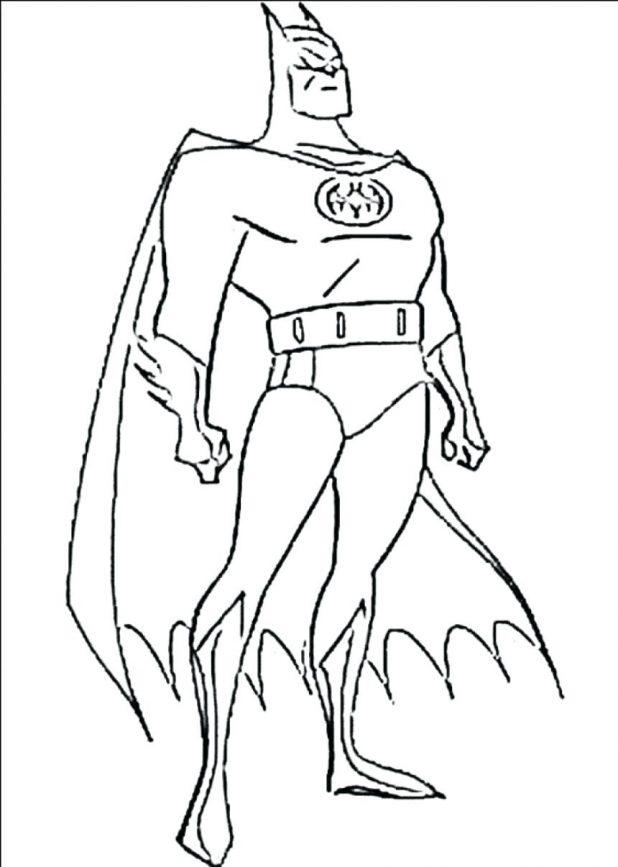 618x867 Coloring Pages Stunning Superman Outline. Batman V Superman Logo