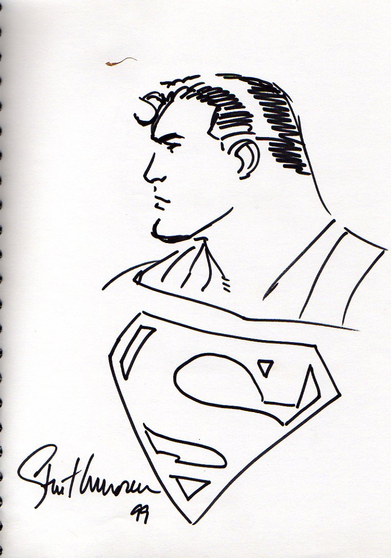 762x1086 Superman By Stuart Immonen