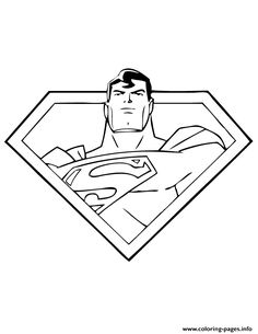 236x305 How To Draw The Superman Logo Proyectos Que Debo Intentar