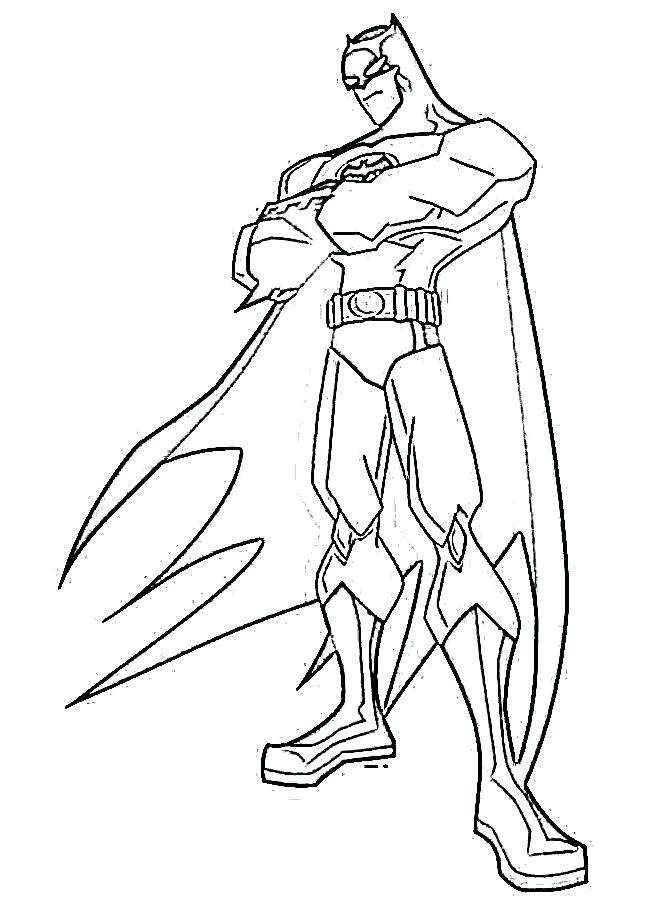 648x903 Batman Versus Superman Coloring Pages Best Tattoo Outlines Images