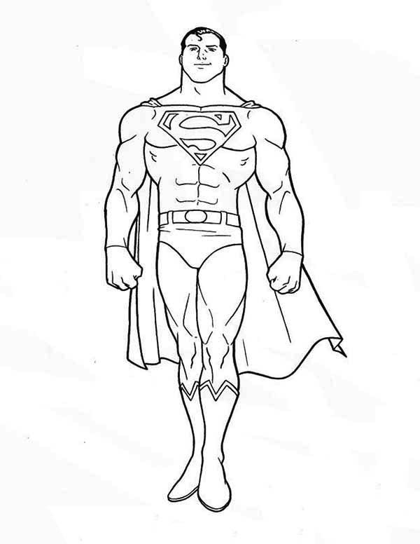Superman S Drawing at GetDrawings.com | Free for personal use ...
