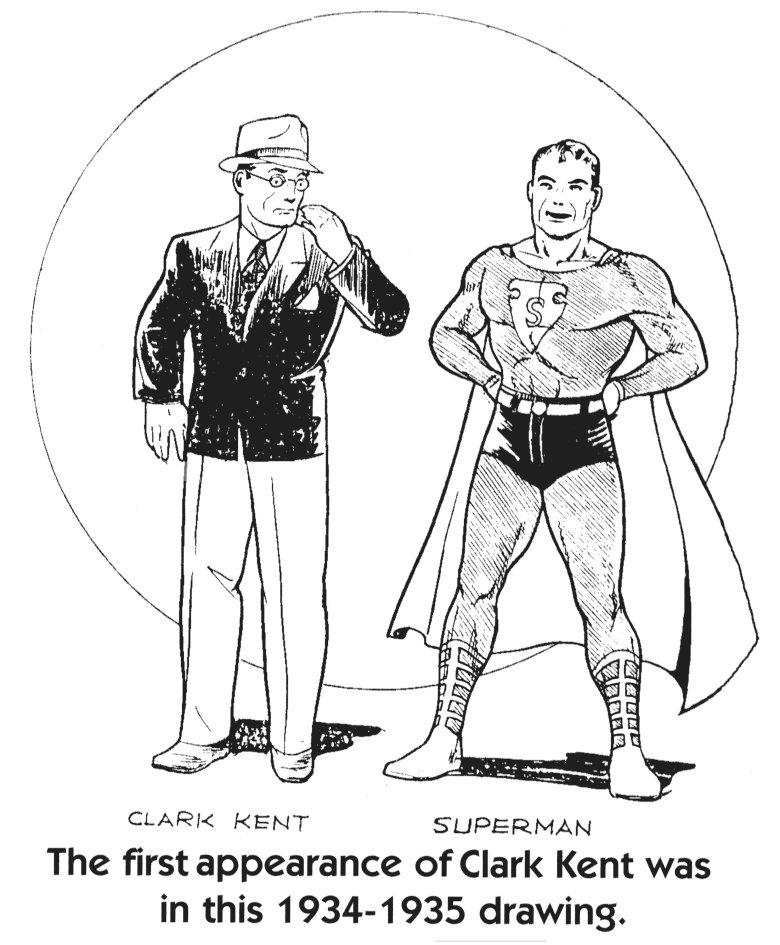 780x945 Superman Publication History Dc Database Fandom Powered By Wikia