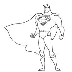 230x230 The 25 Best Superhero Coloring Pages Ideas On Pinterest