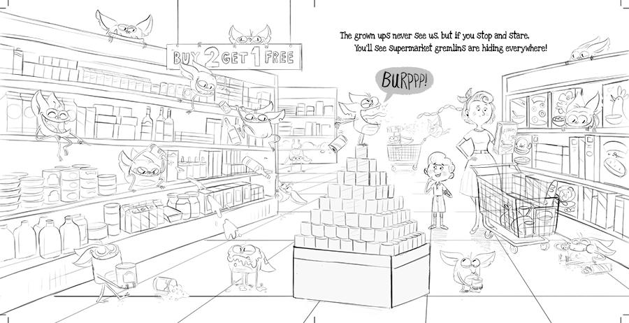 900x462 Supermarket Gremlins Chris Chatterton