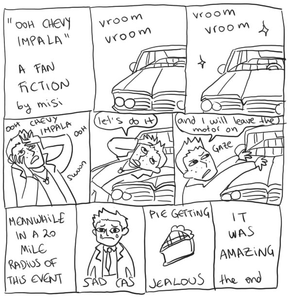 599x617 Ooh Chevy Impala By Naahzda