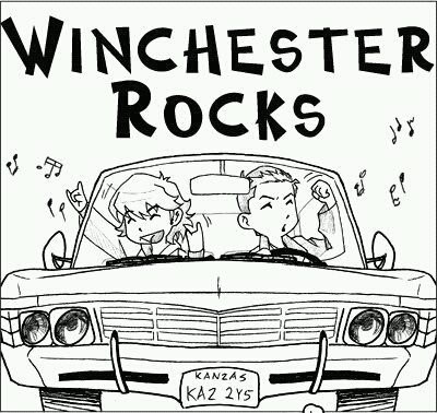 400x378 Pin By Jessica Hayes On Spn 4 Supernatural