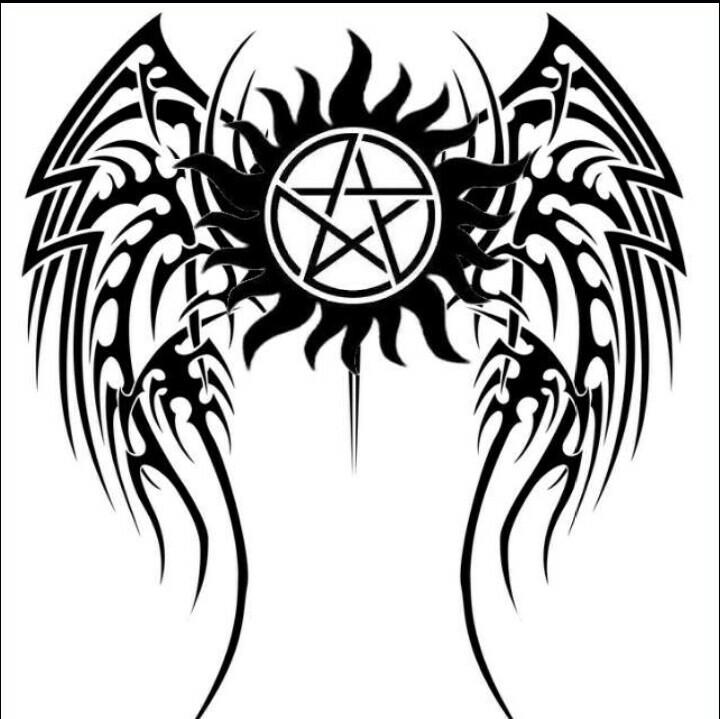 720x719 Pin By Star Queen On Supernaturaloutros Supernatural