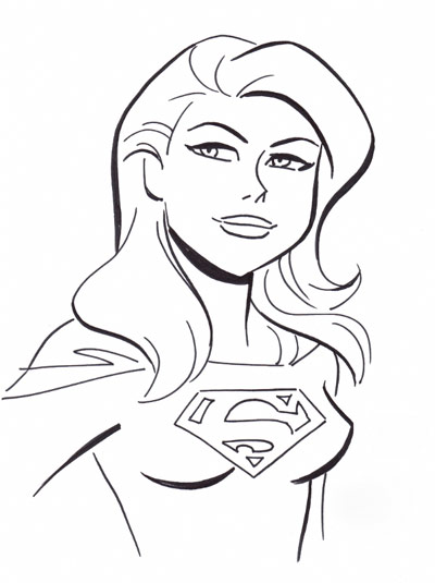 400x535 New Celebrity Popular Happy Birthday Supergirl