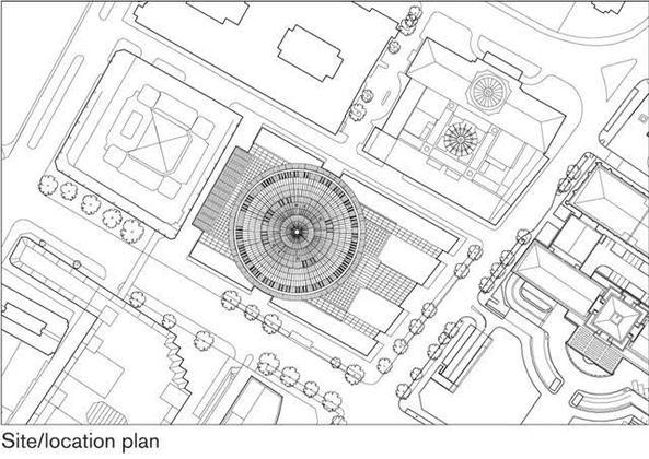 593x420 Supreme Court Atrium Escalators Archnet
