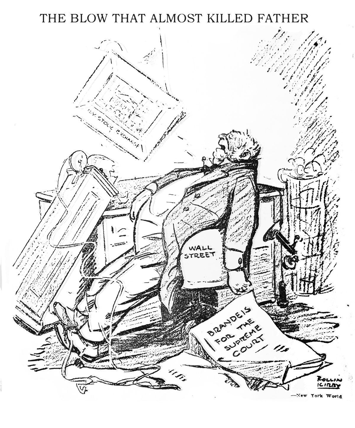 1200x1447 Editorial Cartoons About Brandeis' Supreme Court Nomination