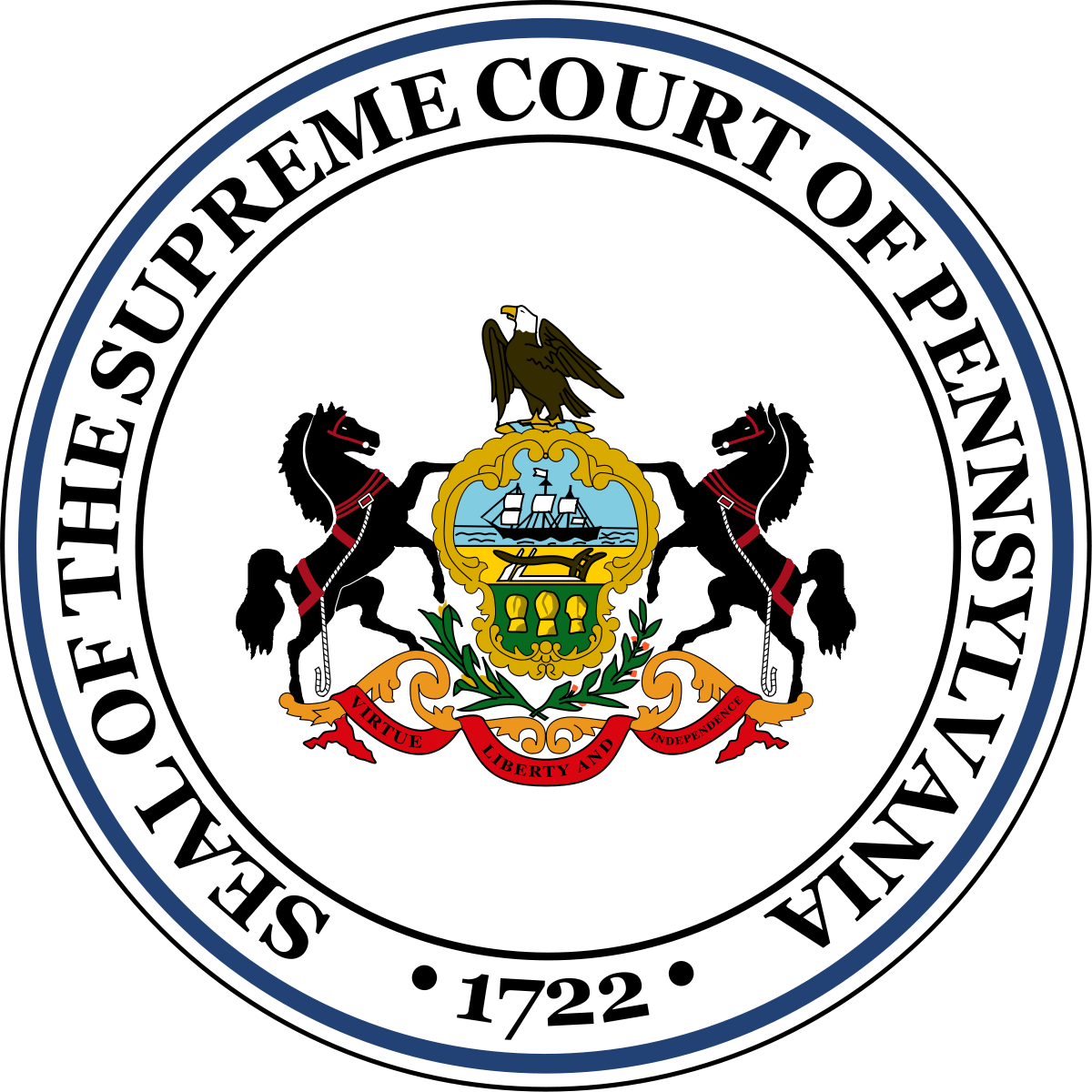 1200x1200 Supreme Court Of Pennsylvania
