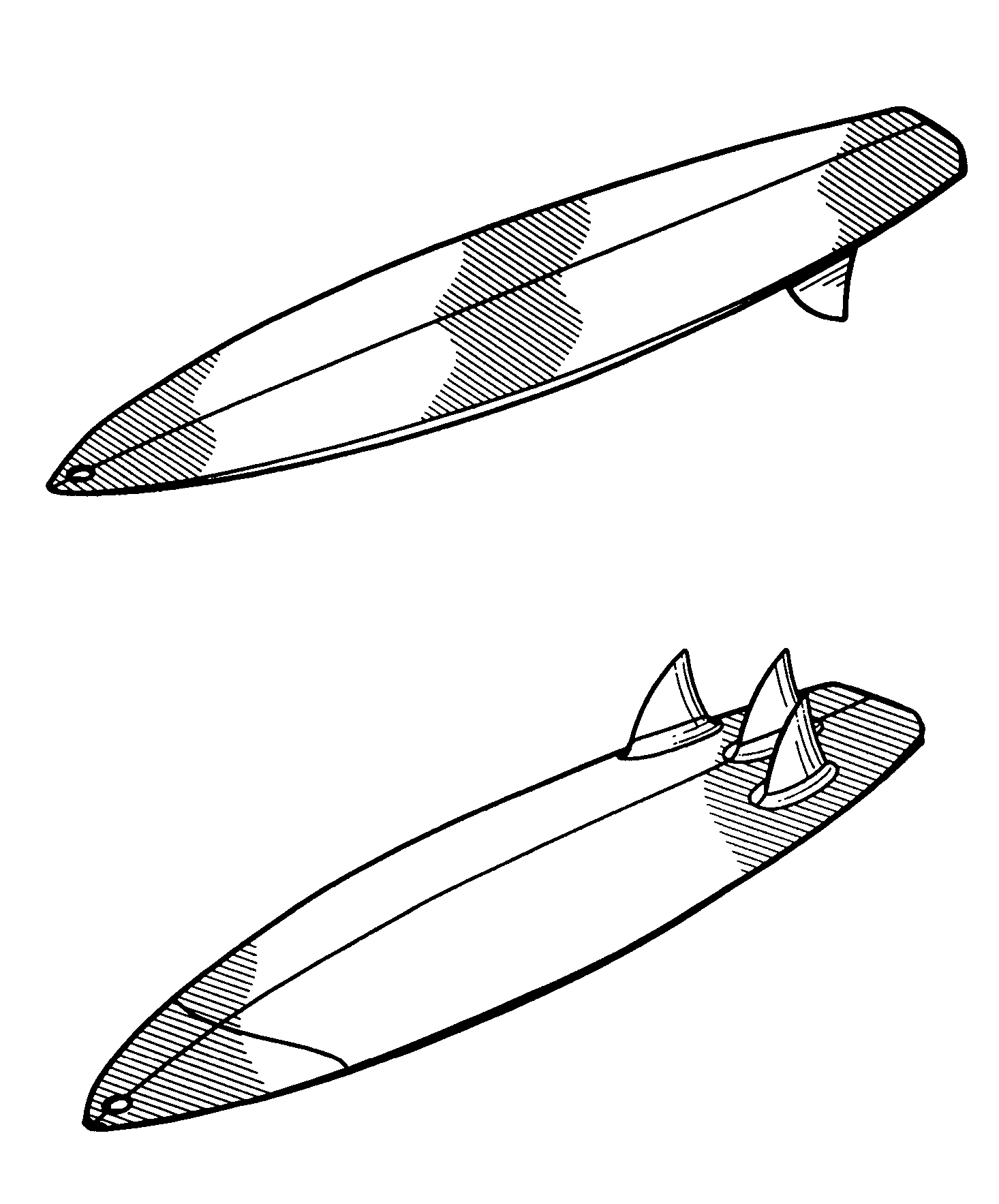 1466x1767 Uncategorized. How To Draw A Surfboard. Designfacebookcover